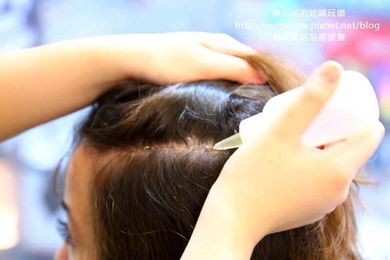 DOS,Hair,Henry髮型設計師,Salon,中正區髮廊,北車染髮推薦,北車燙髮推薦,台北車站設計師,台北車站髮廊,台北車站髮廊推薦,玥汏髮藝,頭髮︱美睫︱鞋包 @陳小可的吃喝玩樂