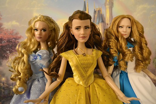 Limited Edition Dolls Live Action - Disney Store