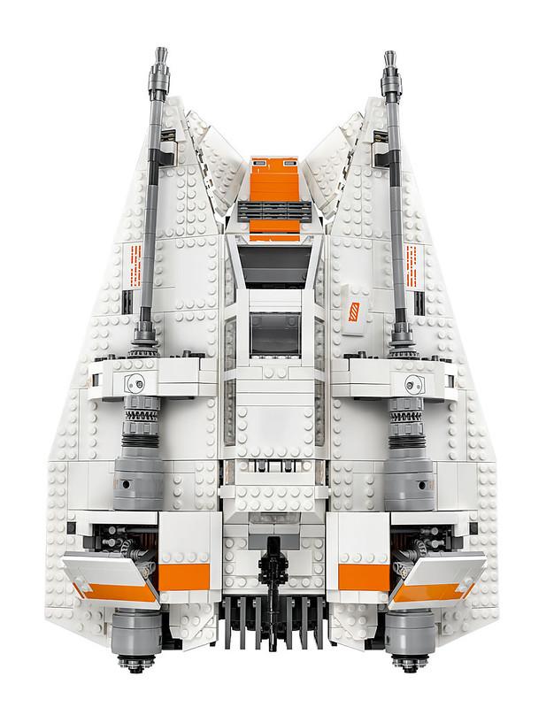 75144 UCS Snowspeeder 6