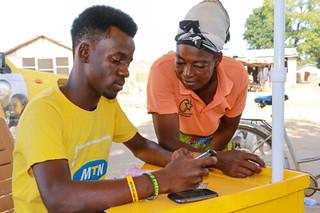 USAID in Ghana