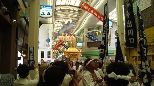2013/05 上御霊神社 御霊祭 #02