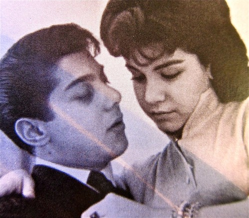 paul with Annette Funicello