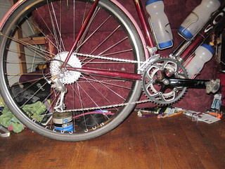 Horrible bike kludge of the day (2)