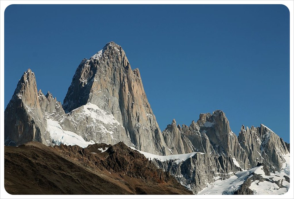 el chalten fitz roy mountain