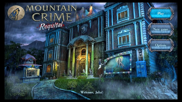 Mountain Crime: Requital on PSN