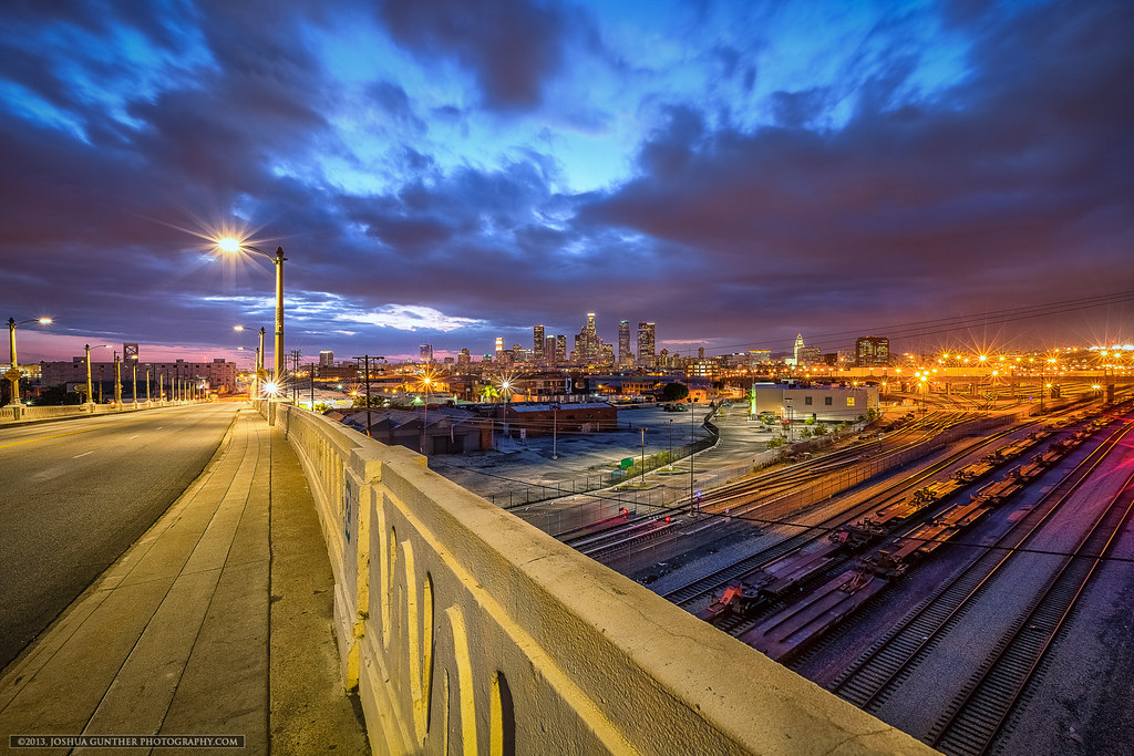 6th Street Bridge - Los Angeles