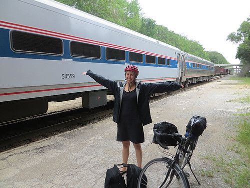 Amtrak to Mattoon