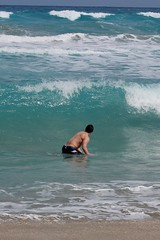 One Man One Wave