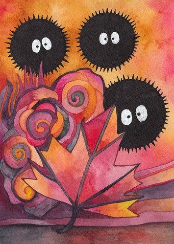 Soot Sprites by megan_n_smith_99