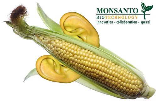 MONSANTO EAR by WilliamBanzai7/Colonel Flick