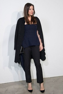 Liv Tyler Crop Pants Celebrity Style Womens Fashion