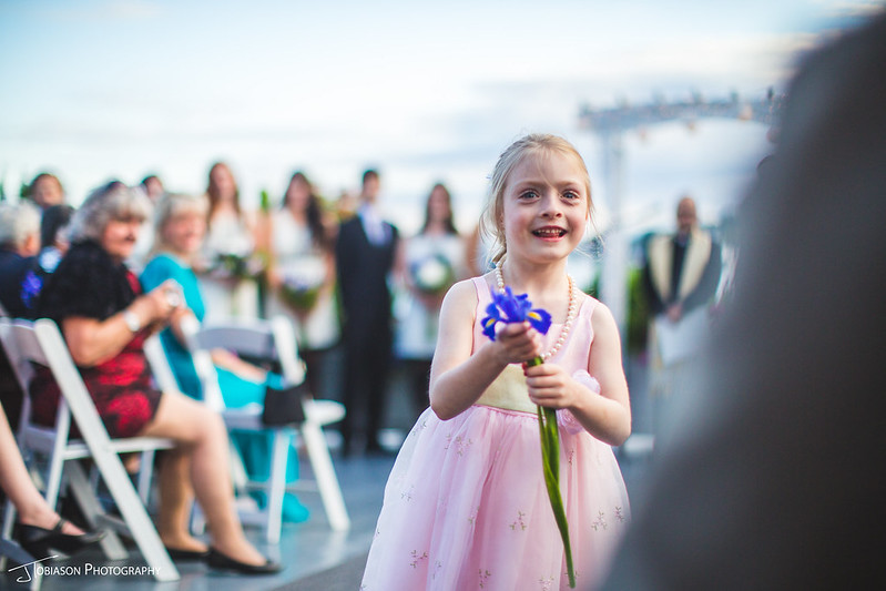 Flower Girl MV Skansonia