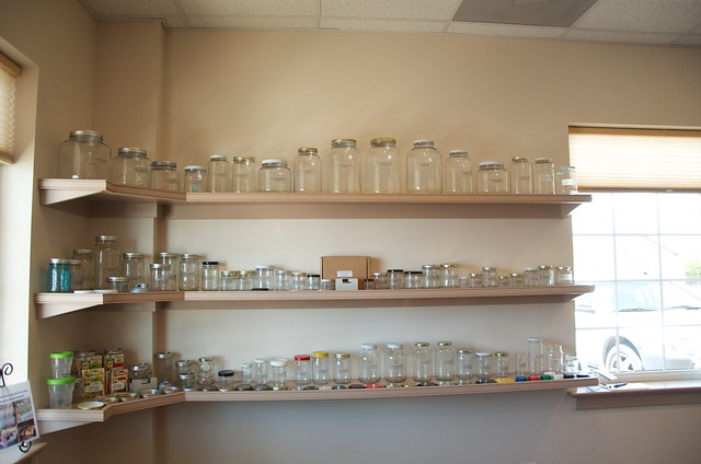 jar display