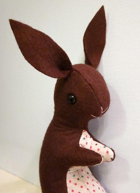 Bunny Softie Plush Toy 7