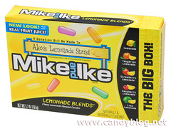 Mike and Ike Lemonade Blends