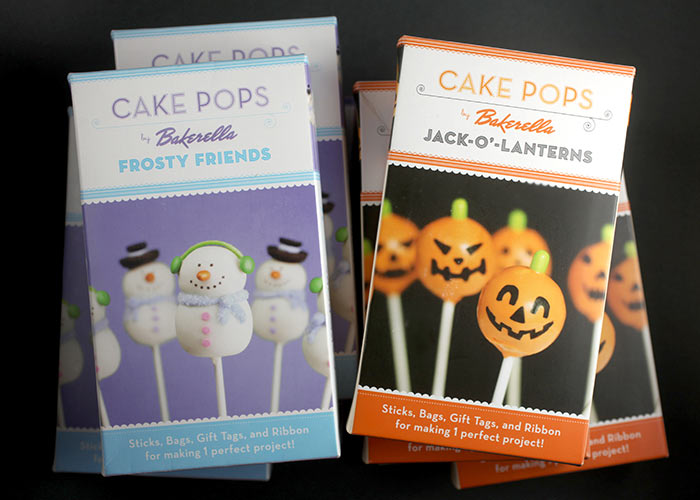Cake Pops Mini Kits