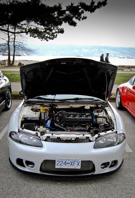 Rochester DSM - View topic - FS: White 2g Eclipse GSX ... |White Dsm Car