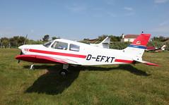 D-EFXT Piper PA28-161 Cadet on 6 June 2013