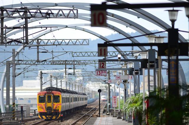 2013.06.15 宜蘭 / 冬山火車站