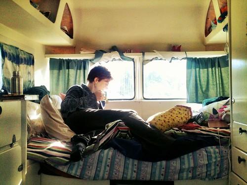 Caravan serenity...