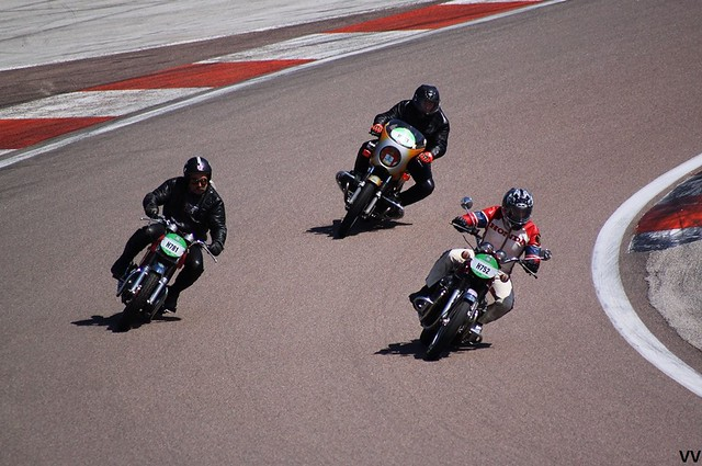 Les Coupes Moto Légende 2013 : gaz en grand !