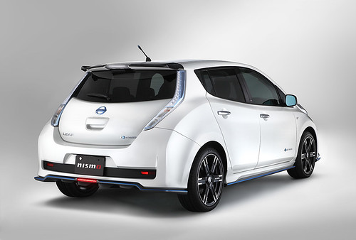 NISSAN LEAF NISMO Performance Package