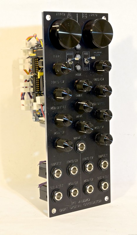 Dual Digital Oscillator profile