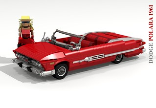 Dodge Polara Convertible - 1961