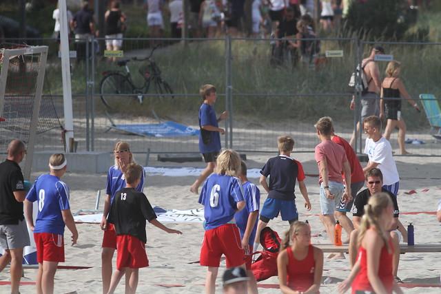 åhus beachhandboll