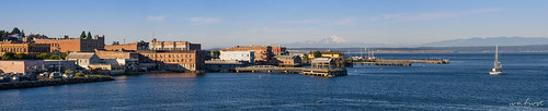 panorama usa ferry washington waterfront panoramic porttownsend pacificnorthwest wideview nikond7000