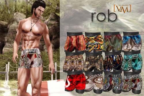 [VM] VERO MODERO Rob Swim Suits All Pattern