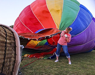 Inflating the Balloon 2
