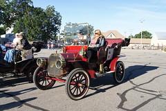 First Stop NLNB Antique Car Run