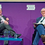 Alexander McCall Smith with James Naughtie |