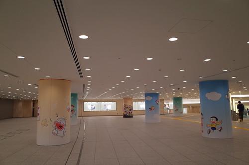 Fujiko-F-Fujio 80th Anniversary underground hall 01