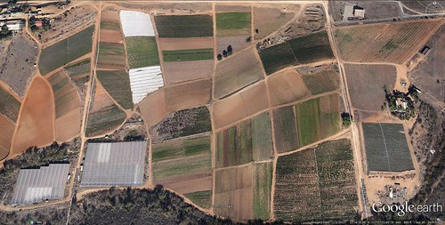more of the project site (via Google Earth)