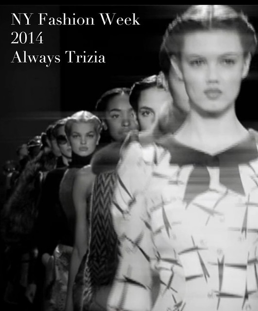 NY Fashion Week 2014 Always Trizia005