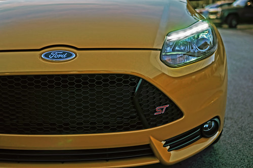 FORD FOCUS FOG LIGHTS