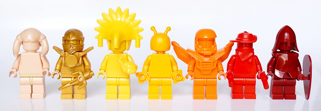Lego YELLOW & co