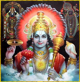 Shri Vishnu Sahasranamam Stotram & Its Power