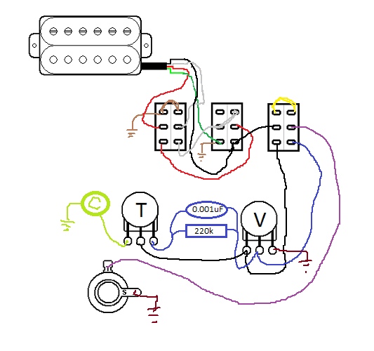 Guitar Wiring Diagrams Pdf Moreover Prs Guitar Wiring Diagrams