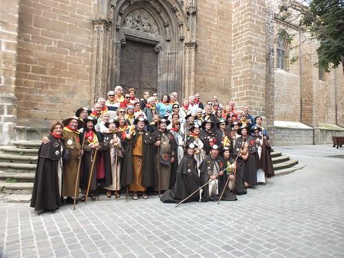Pamplona, por la ciudad