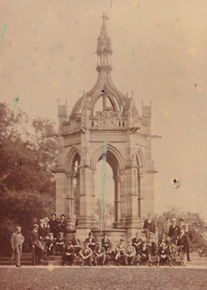 Cavendish Memorial Fountain circa 1890