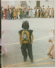 Me as Vinyl Darth Vader