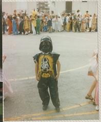 Me as Vinyl Darth Vader