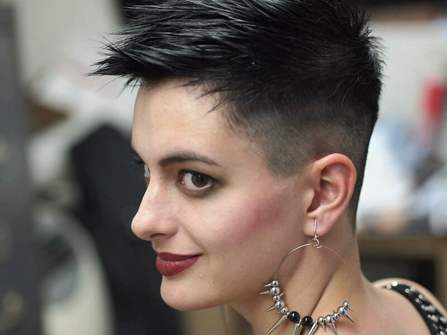 Ultra Short Hairstyles For Women 2017 - 2018 Best Cars Reviews