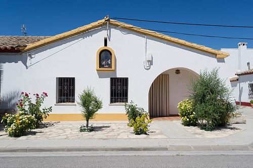 casas agrarias, Castejón de Monegros (Huesca)