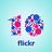 the #Flickr10 group icon