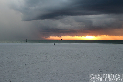 Sunset - Clearwater Beach