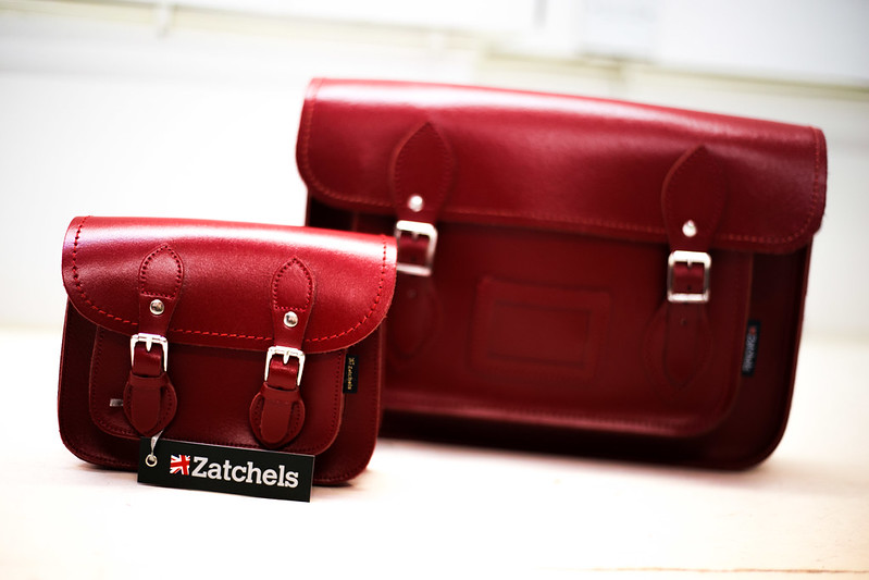 Zatchels Micro Satchel